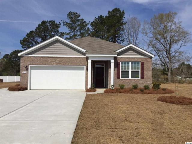 607 Burnt Ash Drive, Longs, SC 29568 (MLS #1808562) :: The Litchfield Company