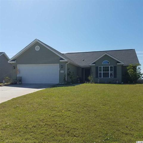 240 Hickory Springs Ct, Conway, SC 29527 (MLS #1808591) :: Myrtle Beach Rental Connections