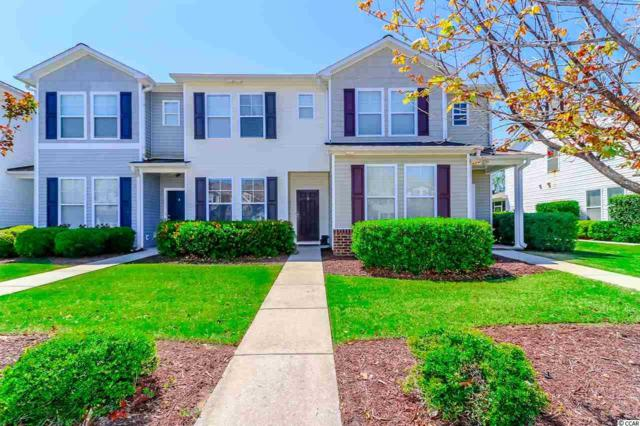 117 Olde Towne Way #5, Myrtle Beach, SC 29588 (MLS #1808593) :: The Litchfield Company