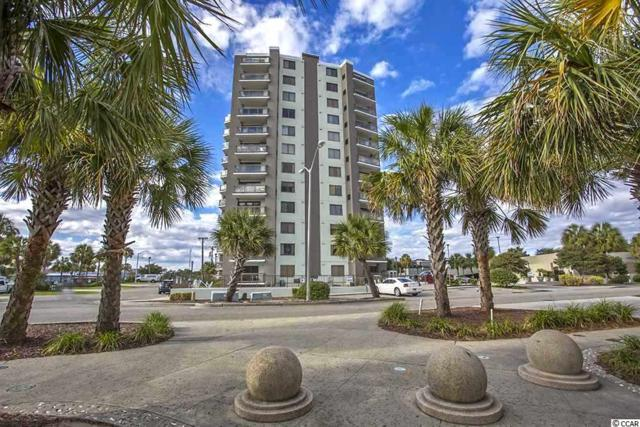 400 20th Ave. N #1005, Myrtle Beach, SC 29577 (MLS #1808603) :: SC Beach Real Estate