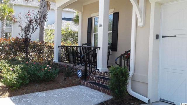 1124 Baron Dr, Myrtle Beach, SC 29577 (MLS #1808609) :: The Litchfield Company