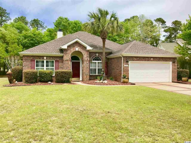 4554 Firethorne Drive, Murrells Inlet, SC 29576 (MLS #1808656) :: The Litchfield Company