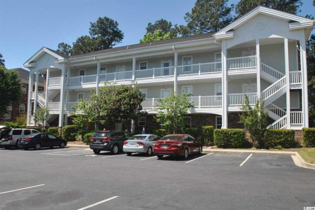 694 Riverwalk Drive #301, Myrtle Beach, SC 29579 (MLS #1808666) :: The Hoffman Group