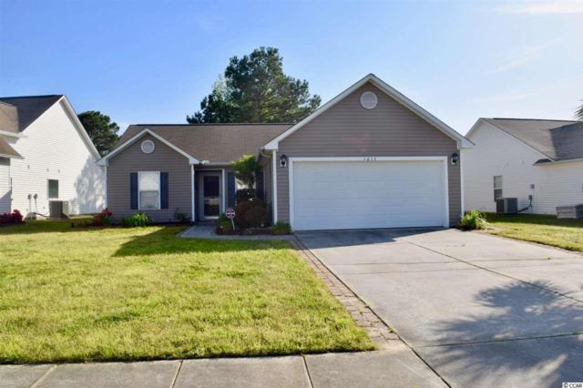 1013 Jocassee Drive, Little River, SC 29566 (MLS #1808683) :: Myrtle Beach Rental Connections