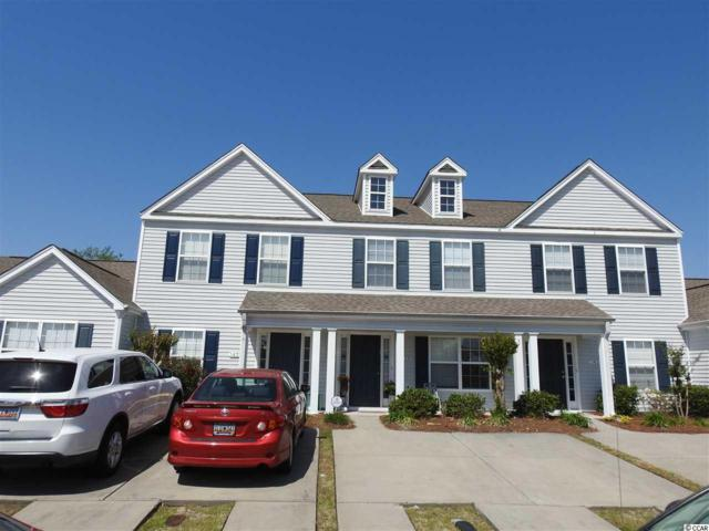 1432 Harvester Circle #1432, Myrtle Beach, SC 29579 (MLS #1808694) :: The Hoffman Group