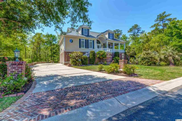 154 Highwood Circle, Murrells Inlet, SC 29576 (MLS #1808707) :: The HOMES and VALOR TEAM
