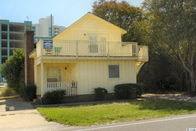 304-A Hillside Drive, North Myrtle Beach, SC 29582 (MLS #1808720) :: James W. Smith Real Estate Co.