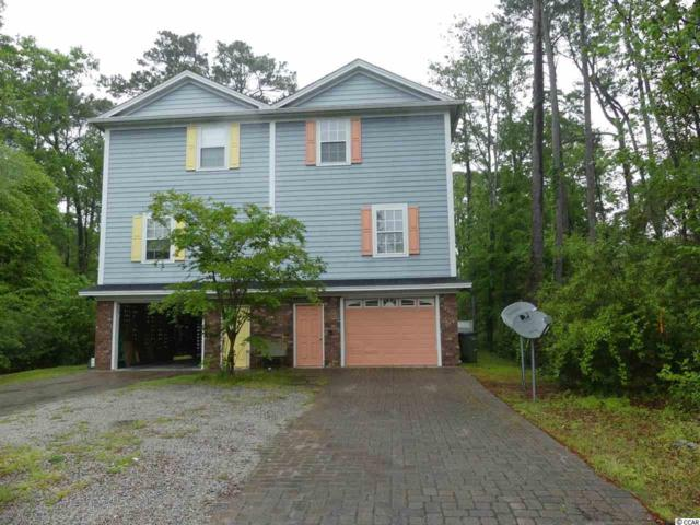 624 5th Ave South ( Unit A & Unit B ), Surfside Beach, SC 29575 (MLS #1808733) :: The HOMES and VALOR TEAM