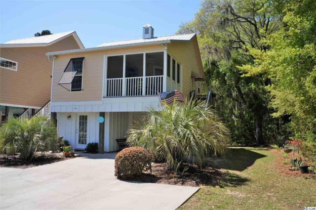 140 Weatherboard Ct, Pawleys Island, SC 29585 (MLS #1808741) :: The HOMES and VALOR TEAM