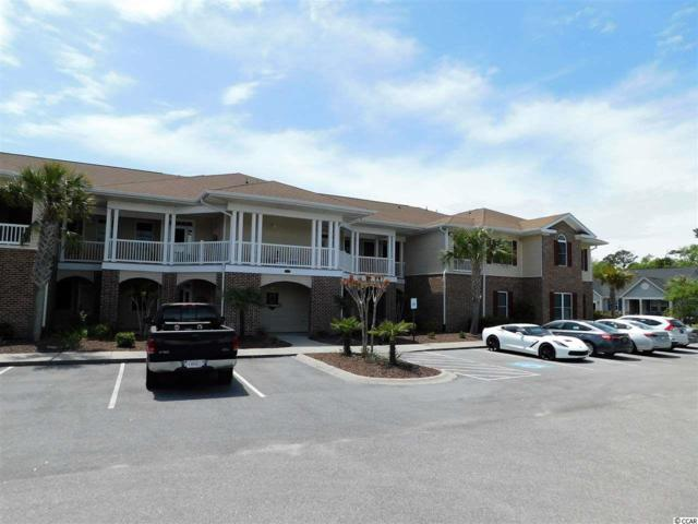 700 Pickering Drive #203, Murrells Inlet, SC 29576 (MLS #1808749) :: SC Beach Real Estate