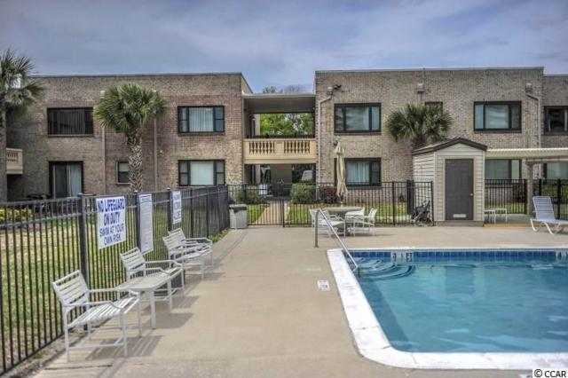 10100 Lakeshore Drive A-4, Myrtle Beach, SC 29572 (MLS #1808757) :: The Greg Sisson Team with RE/MAX First Choice