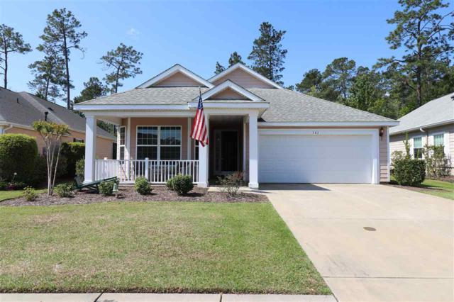 541 Grand Cypress Way, Murrells Inlet, SC 29576 (MLS #1808794) :: The HOMES and VALOR TEAM