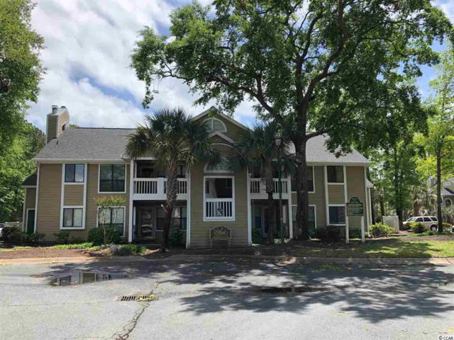 900 Courtyard Dr K4, Myrtle Beach, SC 29577 (MLS #1808822) :: The HOMES and VALOR TEAM