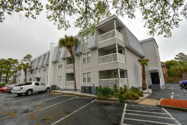 401 N Hillside Dr. 3-D, North Myrtle Beach, SC 29582 (MLS #1808832) :: James W. Smith Real Estate Co.