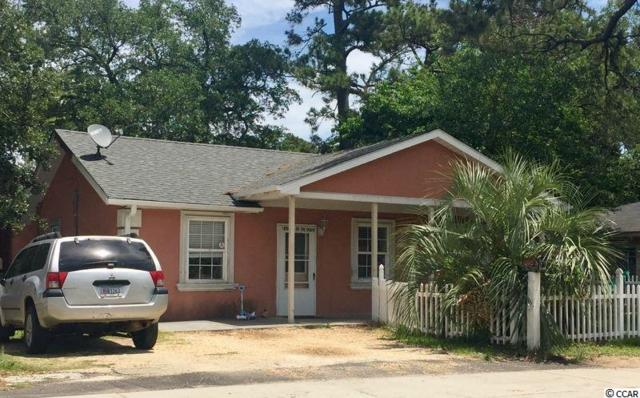 604 3rd Ave South, Myrtle Beach, SC 29577 (MLS #1808870) :: The HOMES and VALOR TEAM