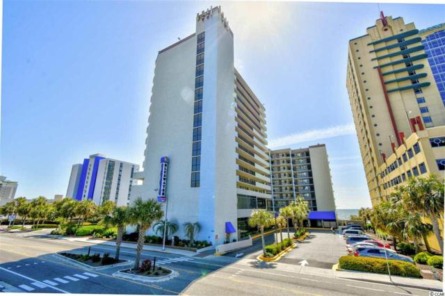 2001 S Ocean Blvd #421, Myrtle Beach, SC 29577 (MLS #1808872) :: James W. Smith Real Estate Co.