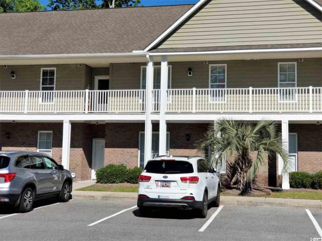 50 Turning Stone Blvd #7, Murrells Inlet, SC 29576 (MLS #1808873) :: The HOMES and VALOR TEAM