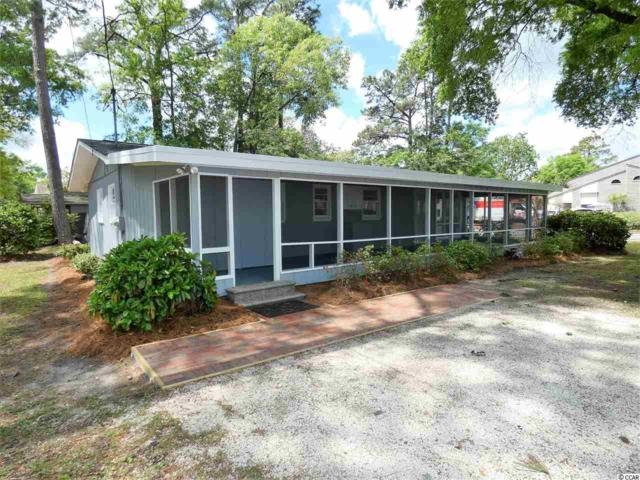 1311 S Hollywood Dr, Surfside Beach, SC 29575 (MLS #1808919) :: Sloan Realty Group