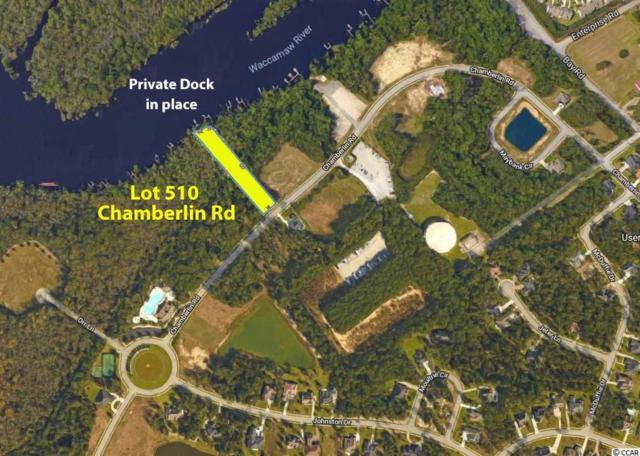 Lot 510 Chamberlin Rd., Myrtle Beach, SC 29588 (MLS #1808974) :: Matt Harper Team