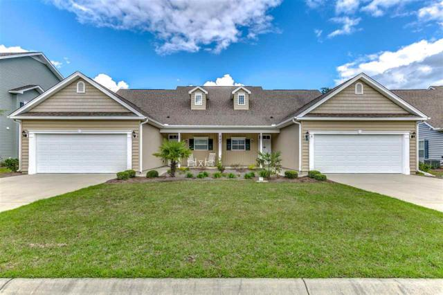 807 Sail Lane #102, Murrells Inlet, SC 29576 (MLS #1808982) :: The Greg Sisson Team with RE/MAX First Choice