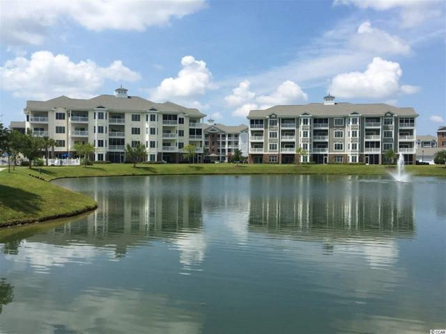 4817 Magnolia Lake Drive 104 #104, Myrtle Beach, SC 29577 (MLS #1809043) :: Silver Coast Realty