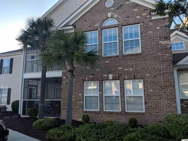 4648 Fringetree Dr 8A, Murrells Inlet, SC 29576 (MLS #1809073) :: Silver Coast Realty