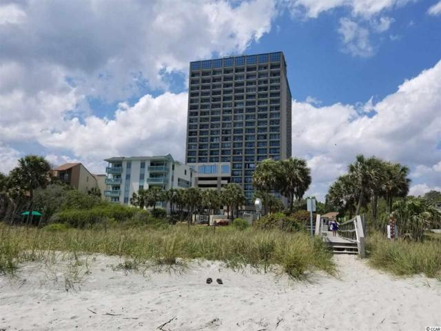 5523 N Ocean Blvd #1908, Myrtle Beach, SC 29577 (MLS #1809108) :: James W. Smith Real Estate Co.