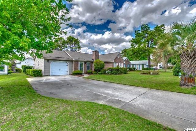 1103 Fox Sparrow, Murrells Inlet, SC 29576 (MLS #1809147) :: The Greg Sisson Team with RE/MAX First Choice