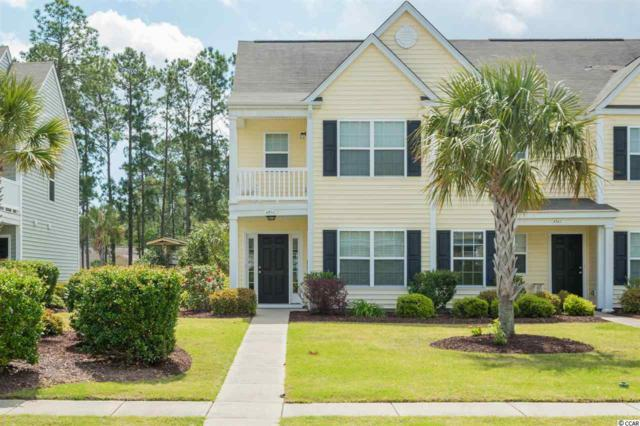4592 Livorn Loop #4592, Myrtle Beach, SC 29579 (MLS #1809151) :: The HOMES and VALOR TEAM