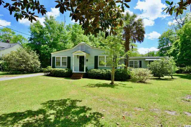 318 Screven Street, Georgetown, SC 29440 (MLS #1809156) :: Myrtle Beach Rental Connections