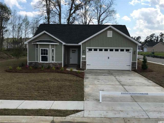 138 Springtide Drive, Conway, SC 29527 (MLS #1809170) :: Myrtle Beach Rental Connections