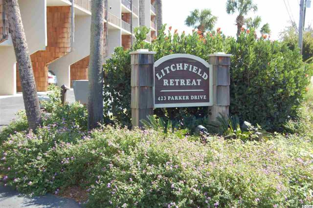 331 Litchfield Retreat #331, Pawleys Island, SC 29585 (MLS #1809203) :: SC Beach Real Estate