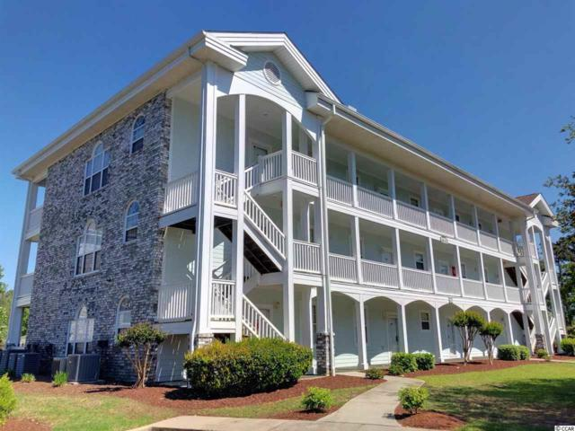 4643 Wild Iris Drive #204, Myrtle Beach, SC 29577 (MLS #1809250) :: The Greg Sisson Team with RE/MAX First Choice