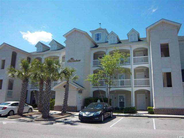 100 Cypress Point Ct. 106A, Myrtle Beach, SC 29579 (MLS #1809258) :: Trading Spaces Realty