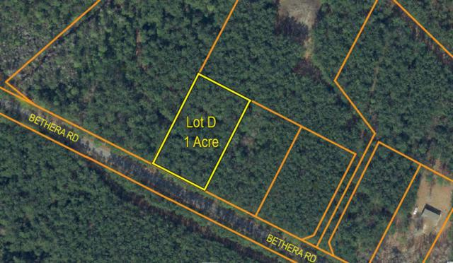 0 Bethal Rd., Bonneau, SC 29431 (MLS #1809274) :: The Litchfield Company