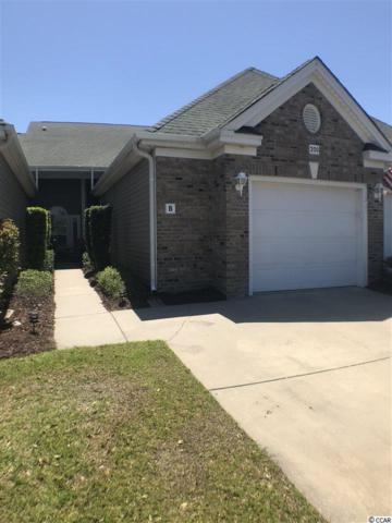 200 Nut Hatch Lane B, Murrells Inlet, SC 29576 (MLS #1809318) :: The HOMES and VALOR TEAM