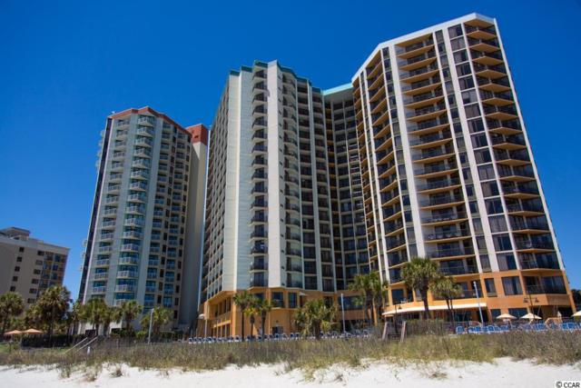 2710 N Ocean Blvd #210, Myrtle Beach, SC 29577 (MLS #1809334) :: James W. Smith Real Estate Co.