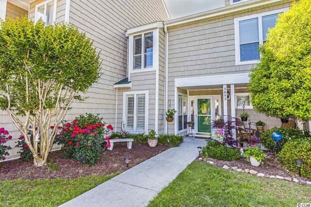 3893 Myrtle Pointe Drive #48, Myrtle Beach, SC 29577 (MLS #1809343) :: SC Beach Real Estate