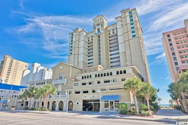 2201 S Ocean Blvd #1009 #1009, Myrtle Beach, SC 29577 (MLS #1809348) :: James W. Smith Real Estate Co.