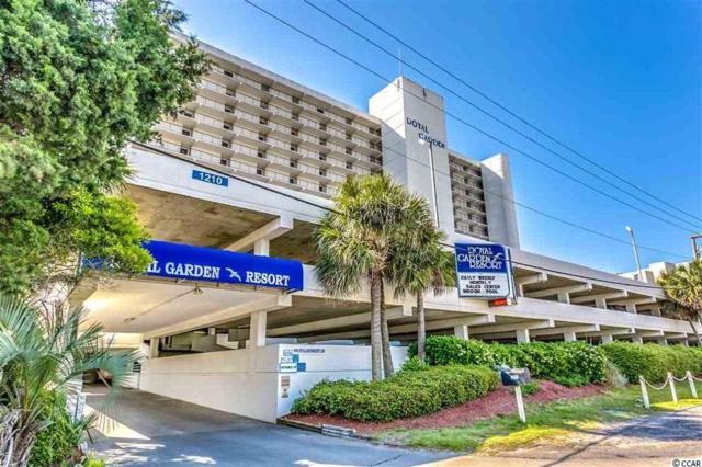 1210 N Waccamaw Dr #1508, Garden City Beach, SC 29576 (MLS #1809354) :: James W. Smith Real Estate Co.
