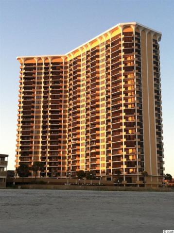 9650 Shore Drive #1011, Myrtle Beach, SC 29572 (MLS #1809360) :: The Greg Sisson Team with RE/MAX First Choice