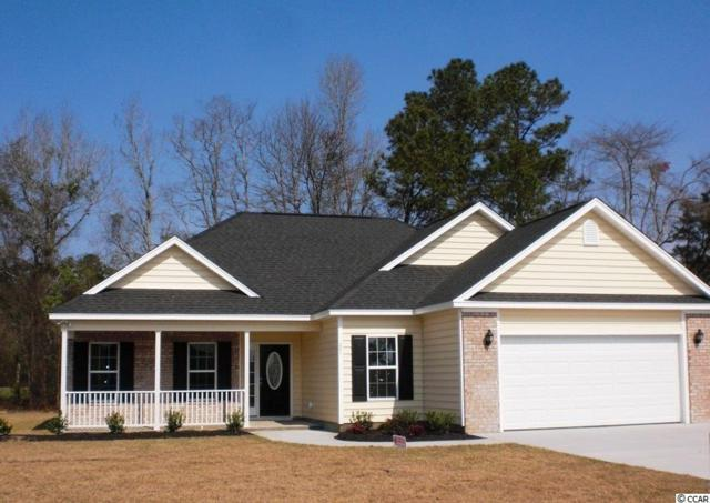 749 Weston Dr., Conway, SC 29526 (MLS #1809365) :: Myrtle Beach Rental Connections