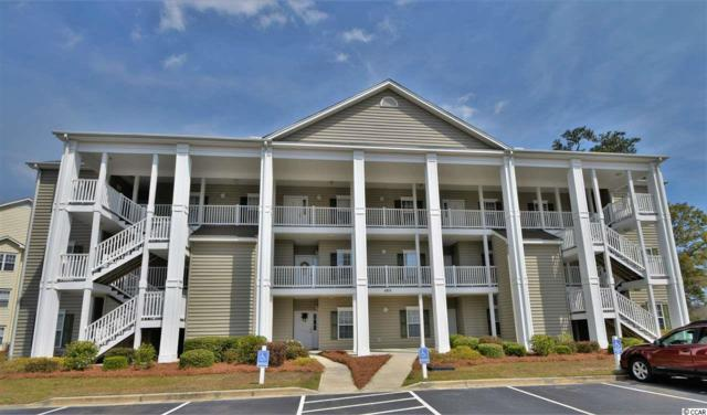 5810 Longwood Drive #202, Murrells Inlet, SC 29576 (MLS #1809393) :: The Greg Sisson Team with RE/MAX First Choice
