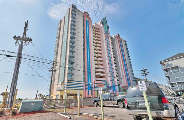 3500 N Ocean Boulevard #1105, North Myrtle Beach, SC 29582 (MLS #1809412) :: James W. Smith Real Estate Co.