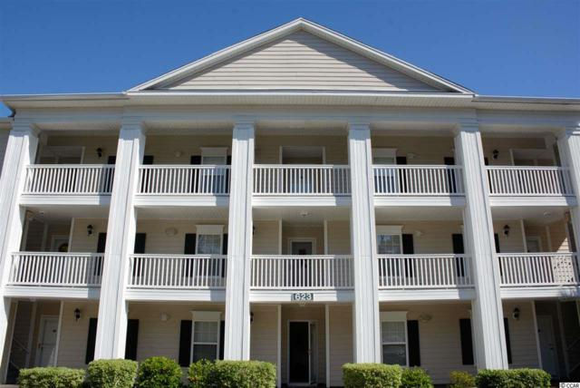 623 Woodmoor Circle #201, Garden City Beach, SC 29576 (MLS #1809448) :: The HOMES and VALOR TEAM