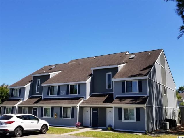 1891 Colony Drive 15-D, Surfside Beach, SC 29575 (MLS #1809592) :: Silver Coast Realty