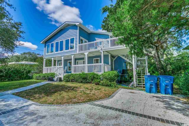 6703 North Ocean Blvd, Myrtle Beach, SC 29572 (MLS #1809682) :: The Litchfield Company