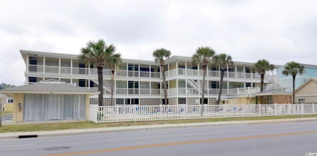 210 S Ocean Blvd #309, North Myrtle Beach, SC 29582 (MLS #1809688) :: The Greg Sisson Team with RE/MAX First Choice