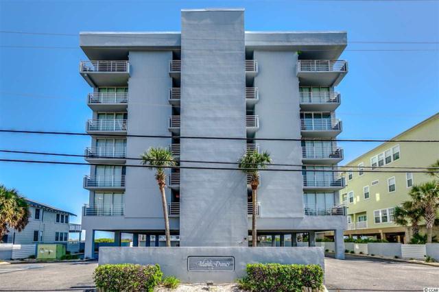929 South Ocean Blvd #602, North Myrtle Beach, SC 29582 (MLS #1809723) :: Silver Coast Realty