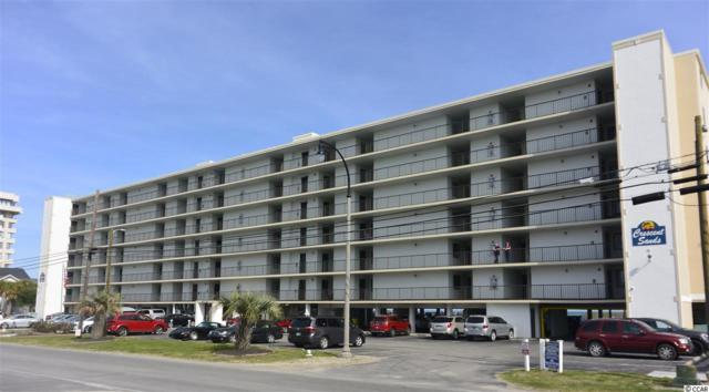2101 S Ocean Blvd J6, North Myrtle Beach, SC 29582 (MLS #1809740) :: The Greg Sisson Team with RE/MAX First Choice